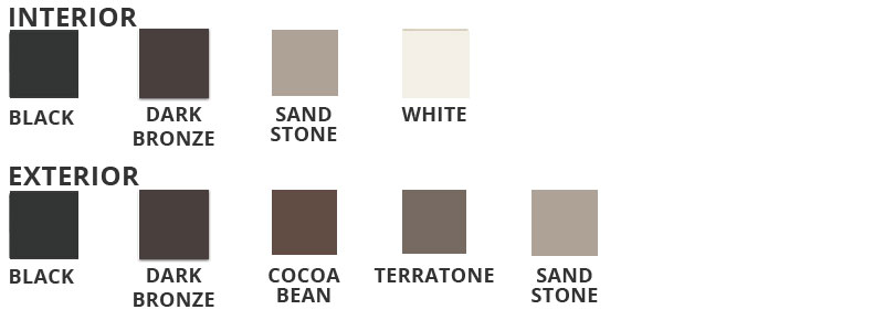 Composite Window Colors