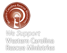 We Support Western Carolina Rescue Mission